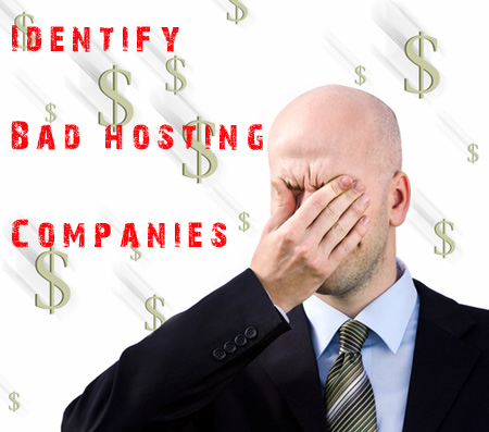 Find bad hosting kerala